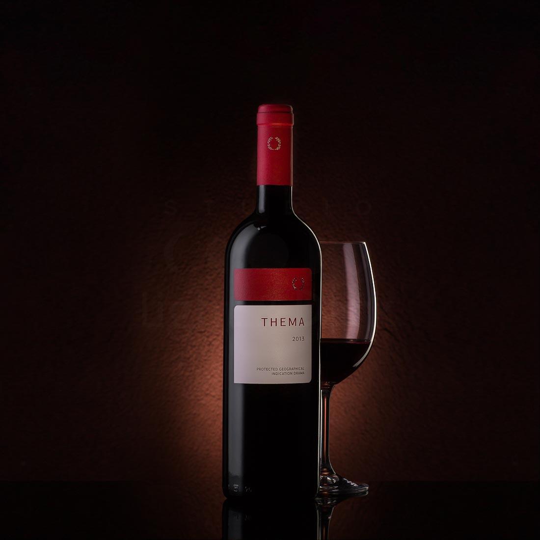 φωτογράφηση κρασιού